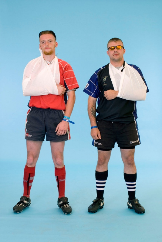 Rugbyers